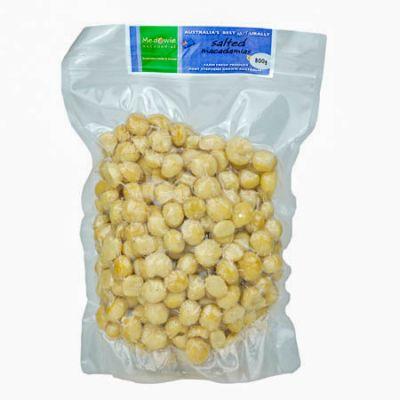 Salted Macadamias 800g