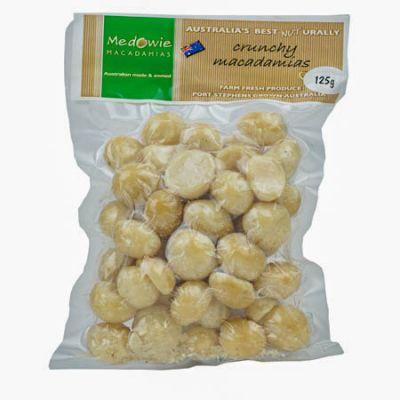 Crunchy Macadamias 125g