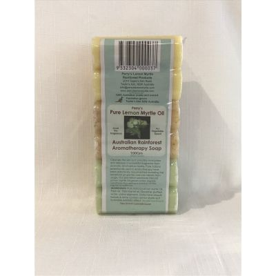 Lemon Myrtle Soap - pack 6