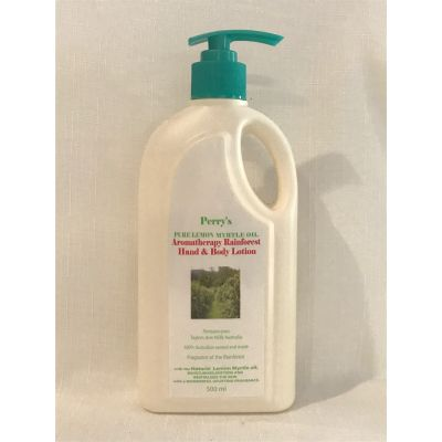 Lemon Myrtle Hand & Body Lotion